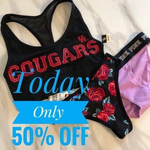58ac435ba6 PINK Victoria s Secret Intimates   Sleepwear - ❗️sale Three pink Victoria s  Secret ...